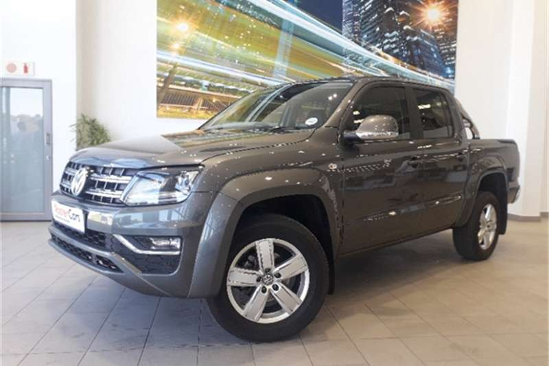 VW Amarok 2.0BiTDI double cab Highline 4Motion 2018