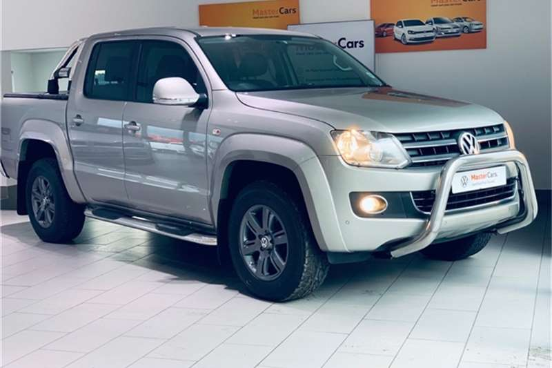 VW Amarok 2.0BiTDI double cab Highline 4Motion auto 2013