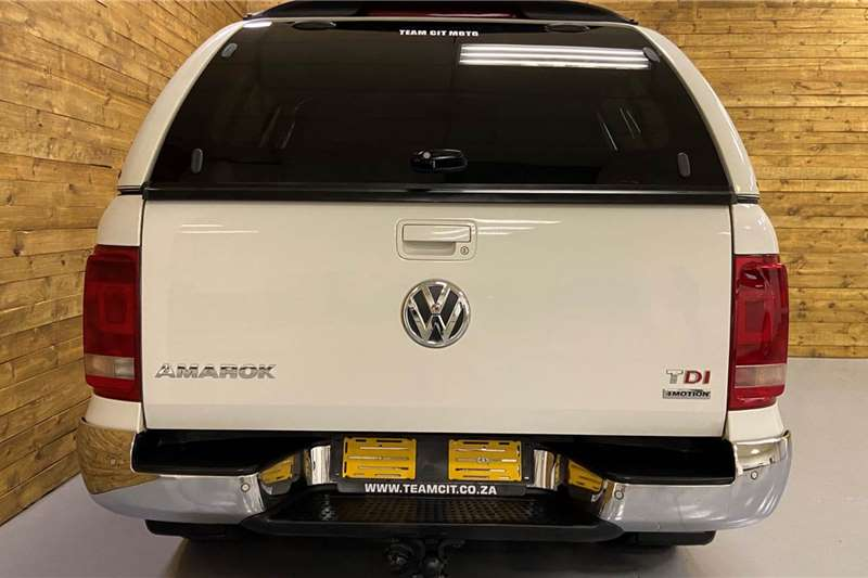 VW Amarok 2.0BiTDI double cab Highline 4Motion auto 2014