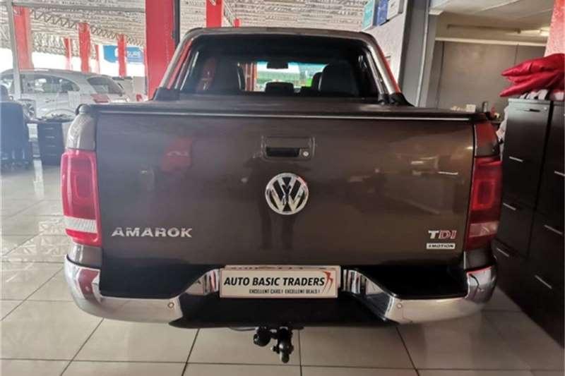 Used 2014 VW Amarok 2.0BiTDI double cab Highline 4Motion auto