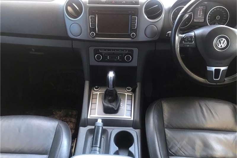 Used 2015 VW Amarok 2.0BiTDI double cab Highline 4Motion auto