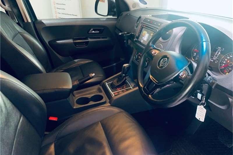 2015 VW Amarok Amarok 2.0BiTDI double cab Highline 4Motion auto