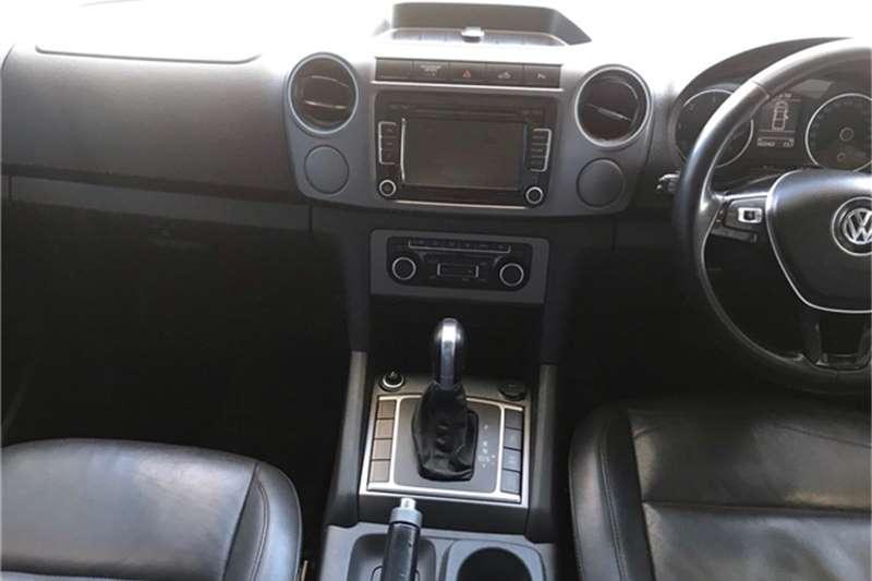 2016 VW Amarok Amarok 2.0BiTDI double cab Highline 4Motion auto