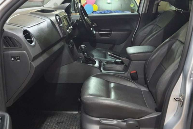 Used 2017 VW Amarok 2.0BiTDI double cab Highline 4Motion auto