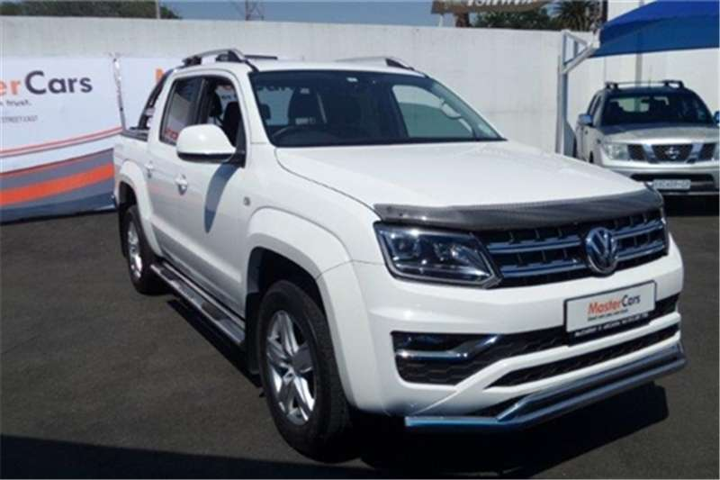 VW Amarok 2.0BiTDI double cab Highline 4Motion auto 2018