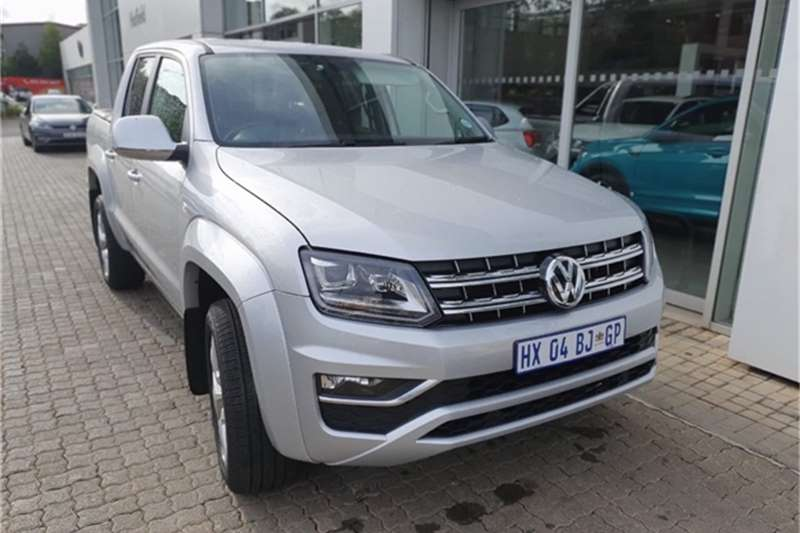 VW Amarok 2.0BiTDI double cab Highline 4Motion auto 2019