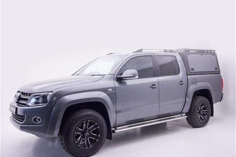 VW Amarok 2.0BiTDI double cab Highline auto 2015