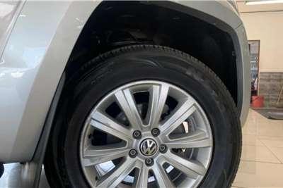 VW Amarok 2.0BiTDI double cab Highline auto 2015