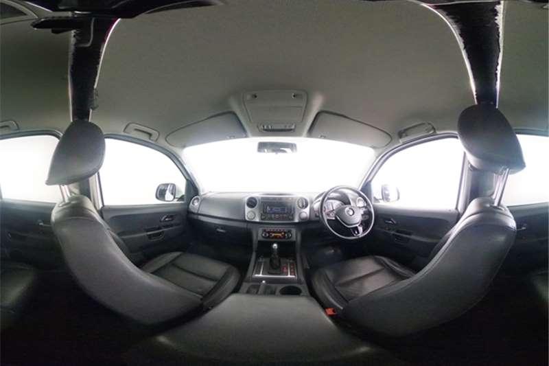2015 VW Amarok Amarok 2.0BiTDI double cab Highline auto