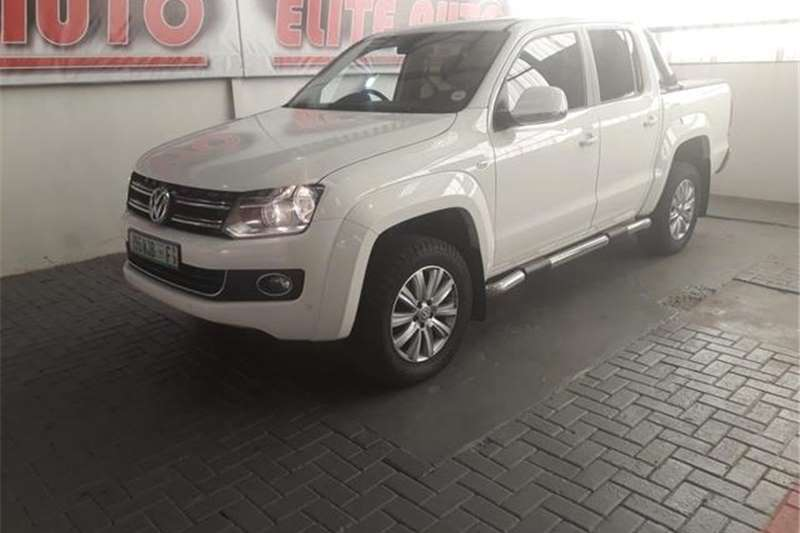 VW Amarok Cars for sale in South Africa | Auto Mart
