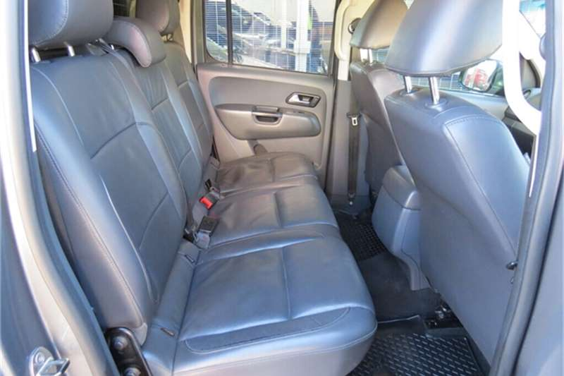 VW Amarok 2.0BiTDI double cab Highline auto 2016