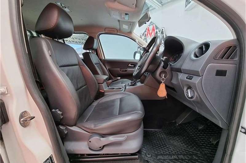 Used 2016 VW Amarok 2.0BiTDI double cab Highline auto