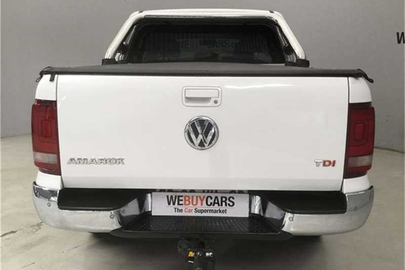 VW Amarok 2.0BiTDI double cab Highline auto 2017