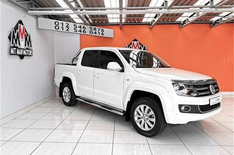 VW Amarok 2.0BiTDI double cab Highline auto 2017