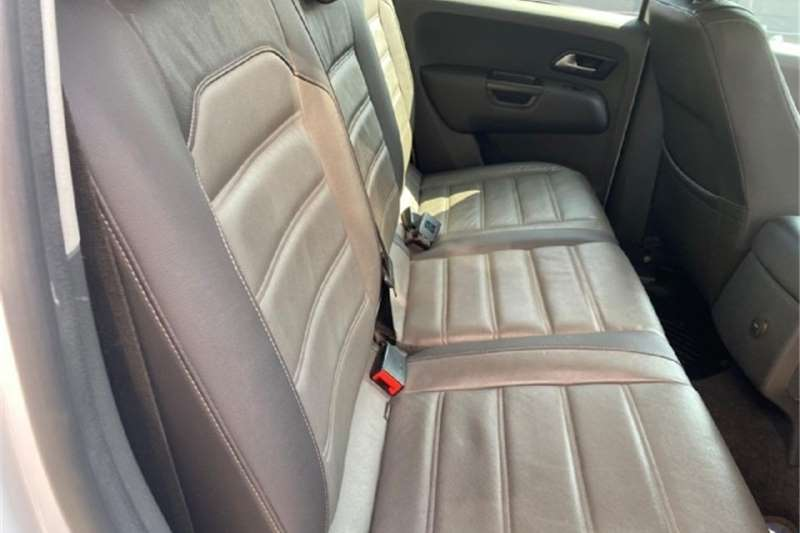 Used 2017 VW Amarok 2.0BiTDI double cab Highline auto
