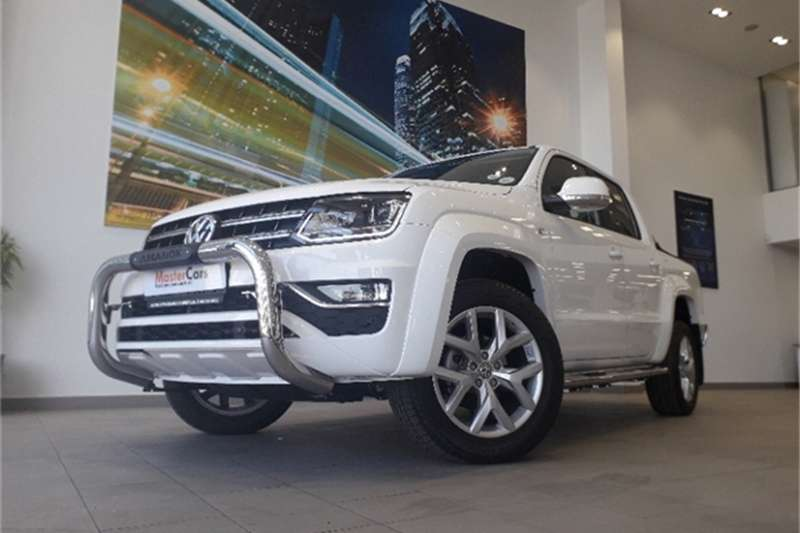 VW Amarok 2.0BiTDI double cab Highline auto 2019