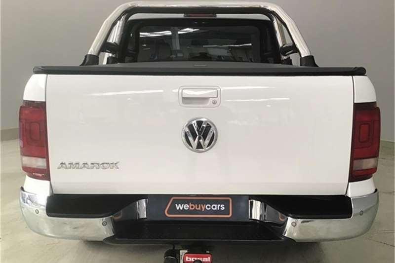 VW Amarok 2.0BiTDI double cab Highline auto 2019