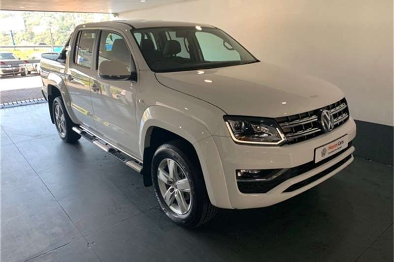 VW Amarok 2.0BiTDI double cab Highline auto 2020