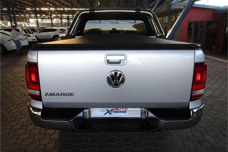 VW Amarok 2.0BiTDI double cab Highline auto 2020