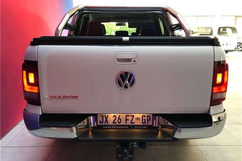 Used 2021 VW Amarok 2.0BiTDI double cab Highline auto