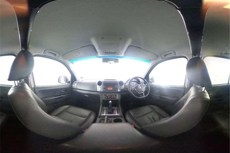 2017 VW Amarok Amarok 2.0BiTDI double cab Highline Plus auto