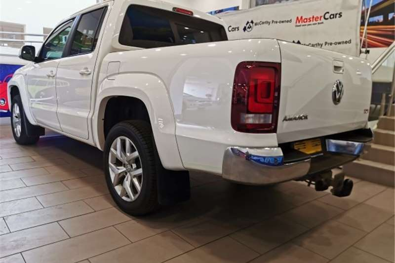 VW Amarok 2.0BiTDI double cab Highline Plus auto 2018