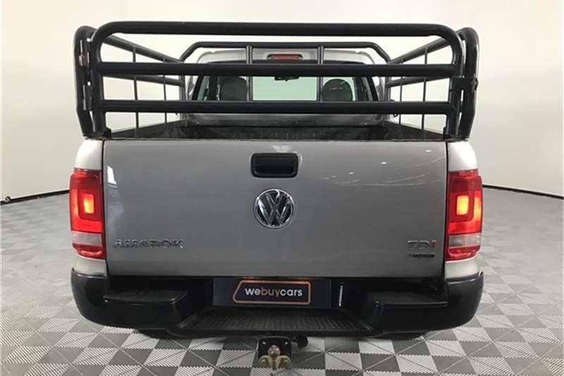 VW Amarok 2.0BiTDI Trendline 4Motion 2013