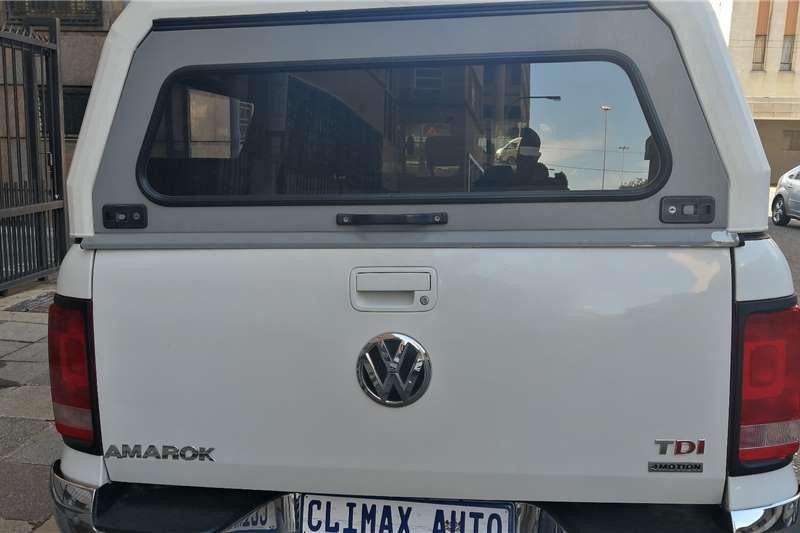 VW Amarok 2.0BiTDI Trendline 4Motion 2014