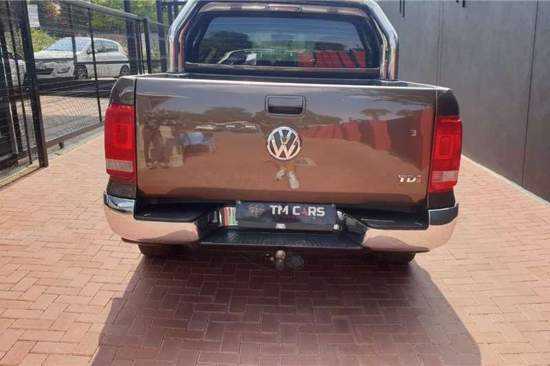 2011 VW Amarok Amarok 2.0TDI