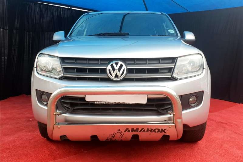 VW Amarok 2.0TDI 2013