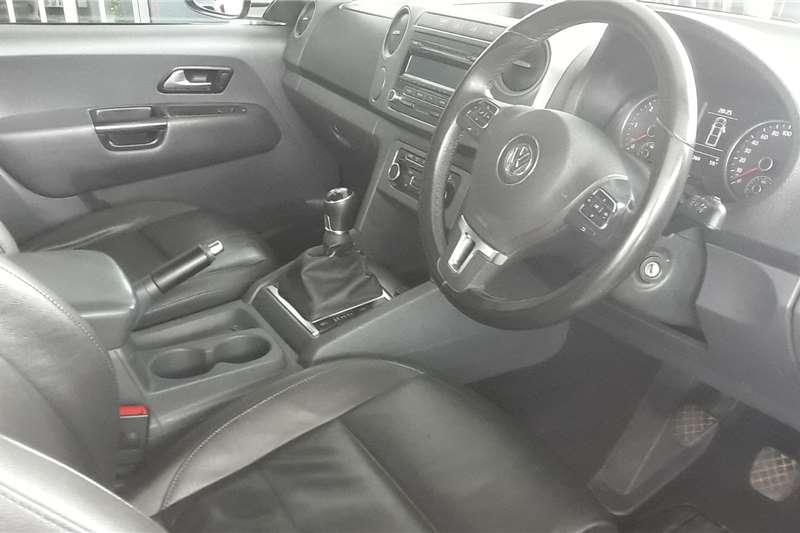Used 2015 VW Amarok 2.0TDI