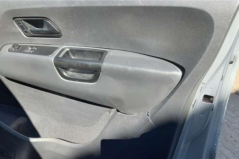 Used 2017 VW Amarok 2.0TDI