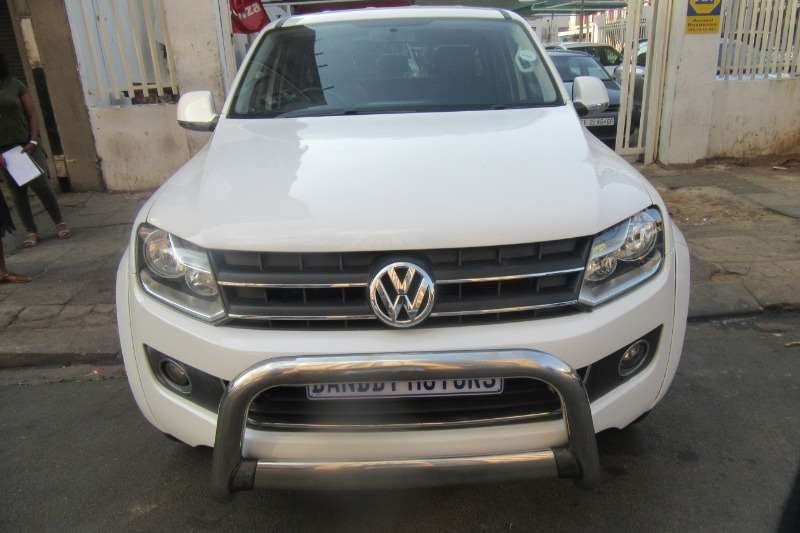 VW Amarok 2.0TDI 4Motion 2014
