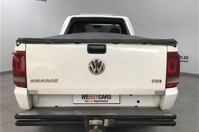 VW Amarok 2.0TDI 90kW 2012