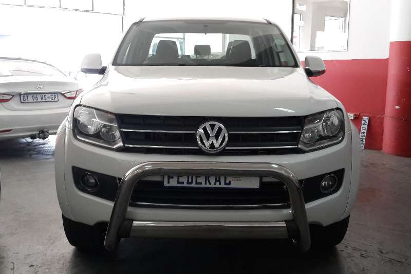 VW Amarok 2.0TDI 90kW 4Motion 2014
