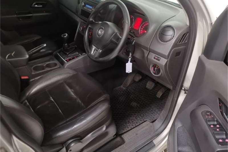 2011 VW Amarok Amarok 2.0TDI 90kW double cab Trendline