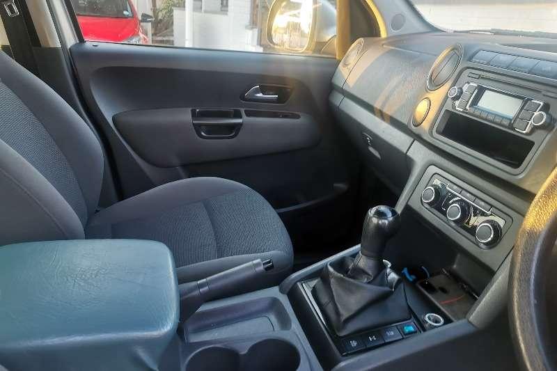Used 2012 VW Amarok 2.0TDI 90kW double cab Trendline