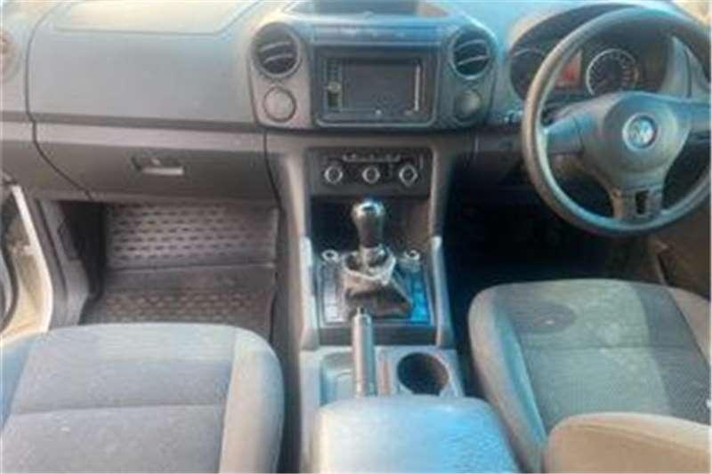 Used 2013 VW Amarok 2.0TDI 90kW double cab Trendline