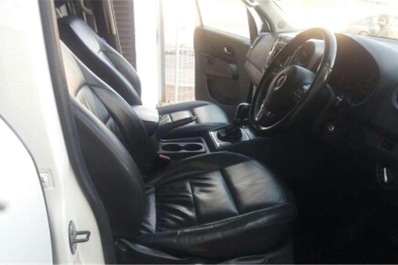 VW Amarok 2.0TDI 90kW double cab Trendline 2014