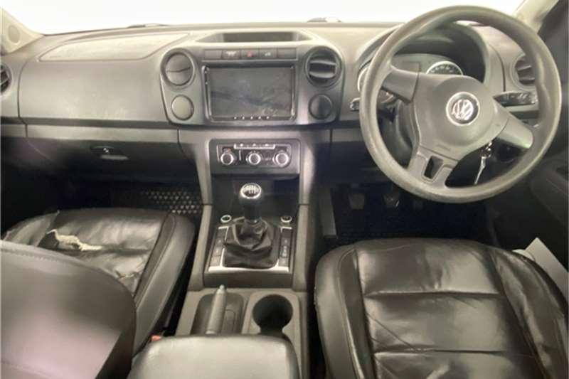 Used 2012 VW Amarok 2.0TDI 90kW double cab Trendline 4Motion