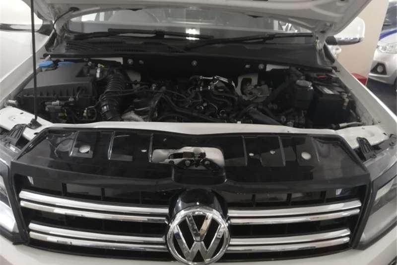 VW Amarok 2.0TDI 90kW double cab Trendline 4Motion 2014