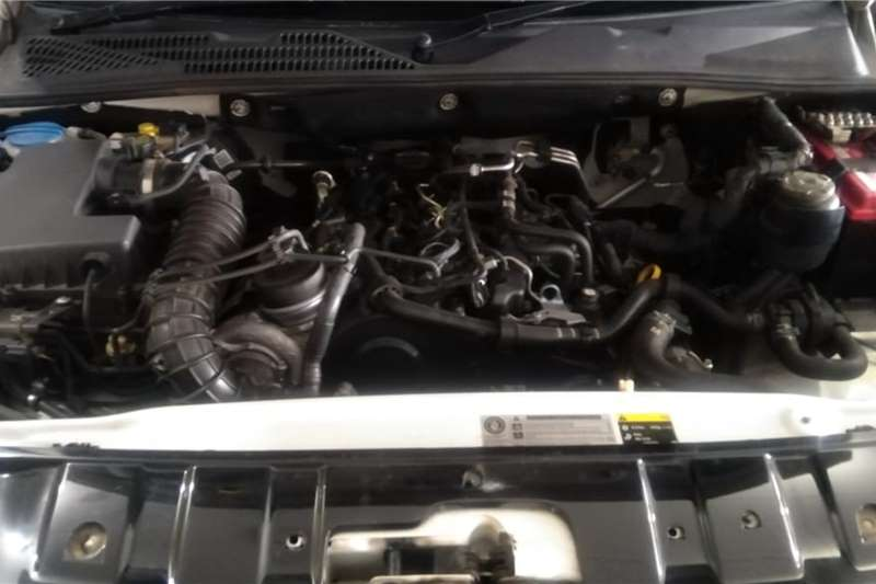 VW Amarok 2.0TDI 90kW double cab Trendline 4Motion 2016