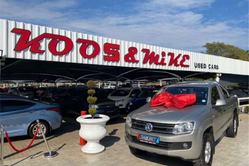 2012 VW Amarok Amarok 2.0TDI 90kW Trendline