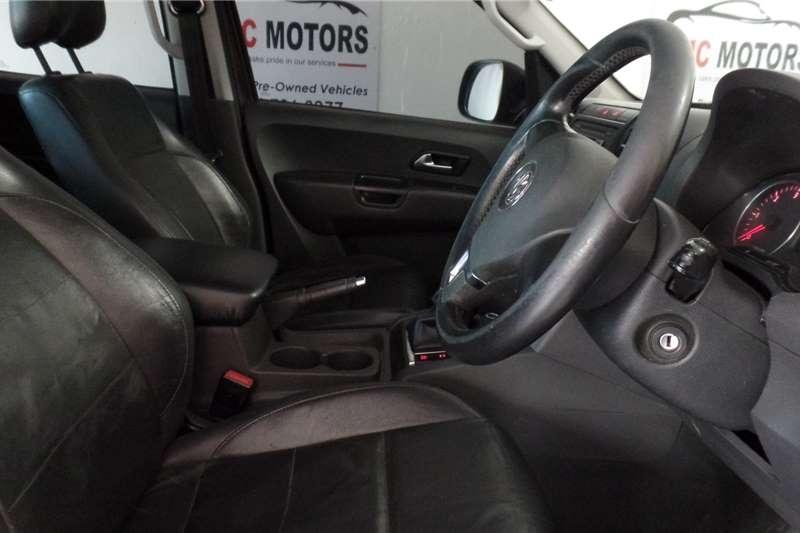 Used 2011 VW Amarok 2.0TDI 90kW Trendline 4Motion