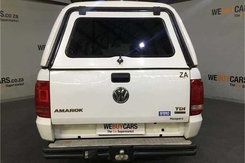 VW Amarok 2.0TDI 90kW Trendline 4Motion 2013