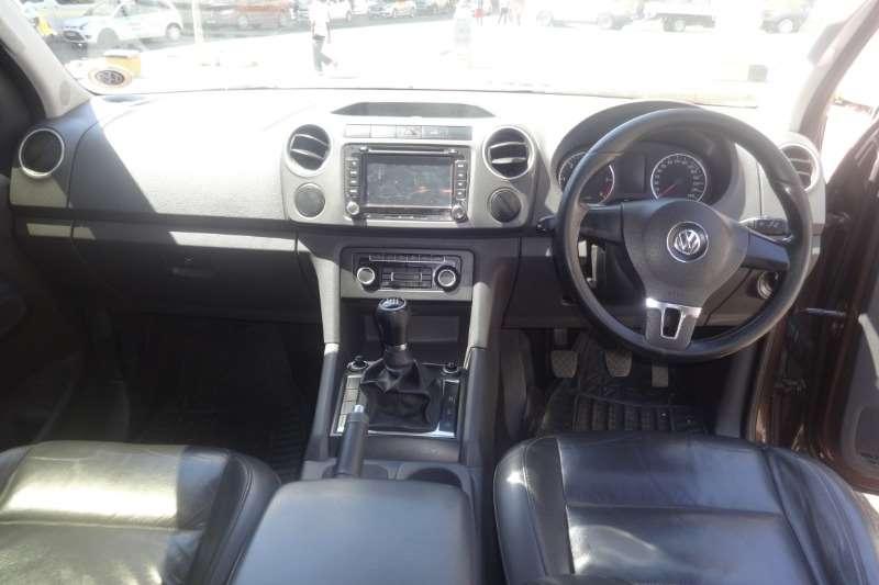 VW Amarok 2.0TDI double cab Comfortline 2012