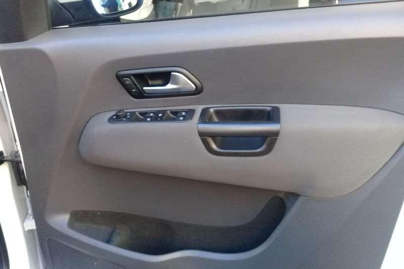 VW Amarok 2.0TDI double cab Comfortline 2015
