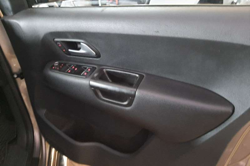 VW Amarok 2.0TDI double cab Comfortline 4Motion 2017