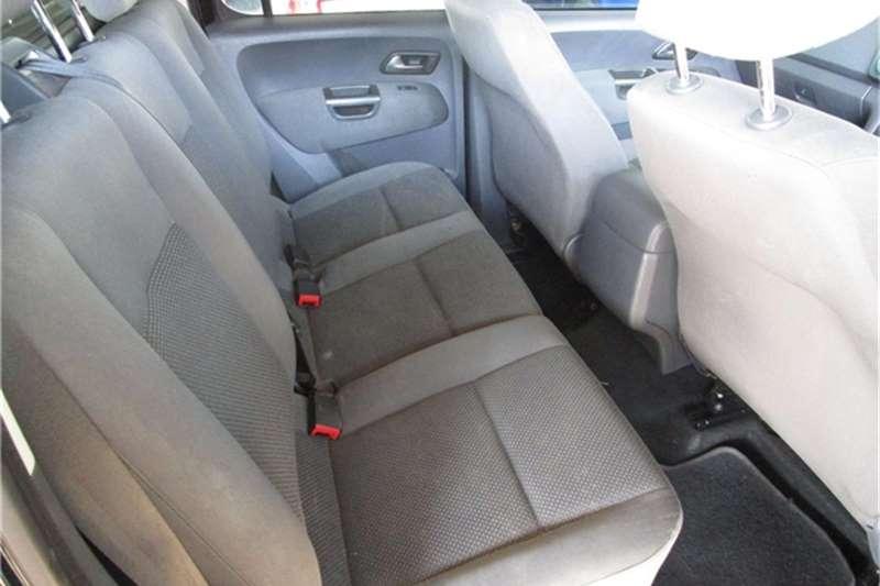 Used 2014 VW Amarok 2.0TDI double cab Trendline