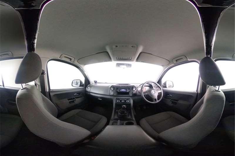Used 2015 VW Amarok 2.0TDI double cab Trendline